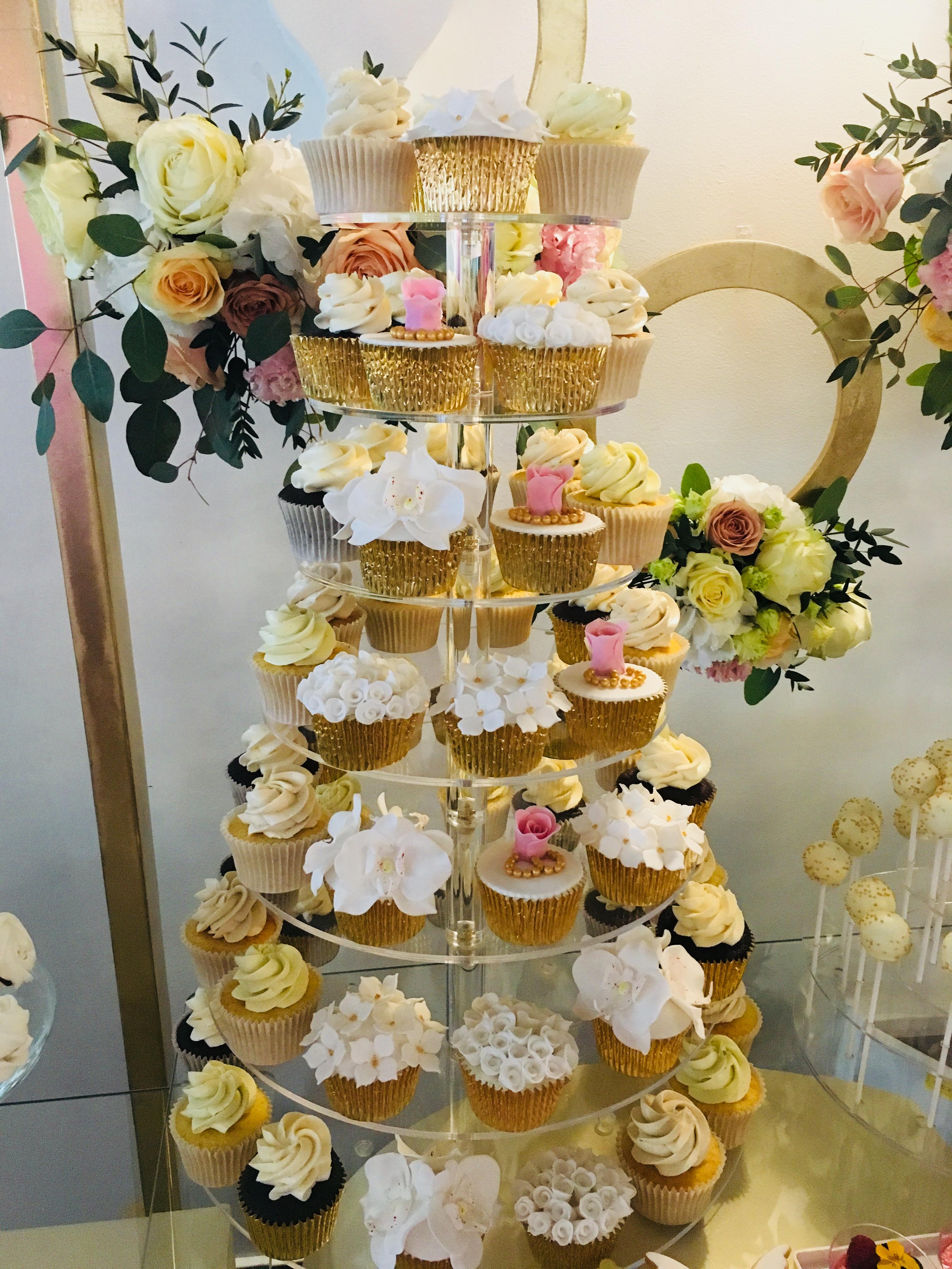 Nuntă De Vis Cupcake Philosophy